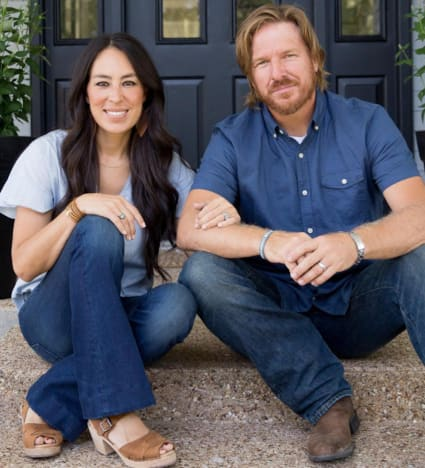 Chip and Joanna Gaines Photograph