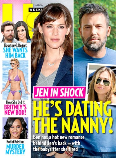 Ben Affleck: Dating the Nanny?