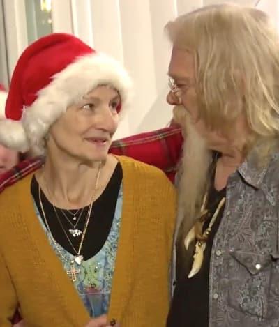 Ami Brown on Christmas