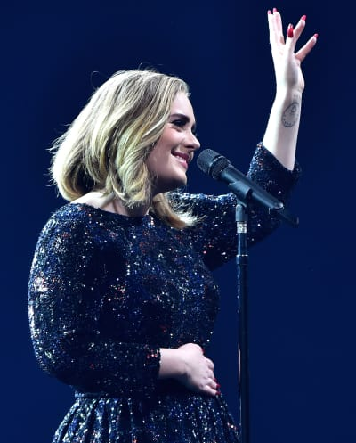 Adele Thanks Fans
