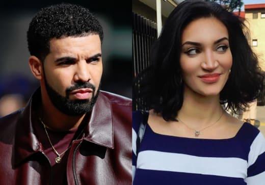 Drake, Sophie Brussaux Split