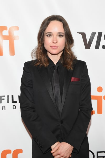 Ellen Page, Red Carpet
