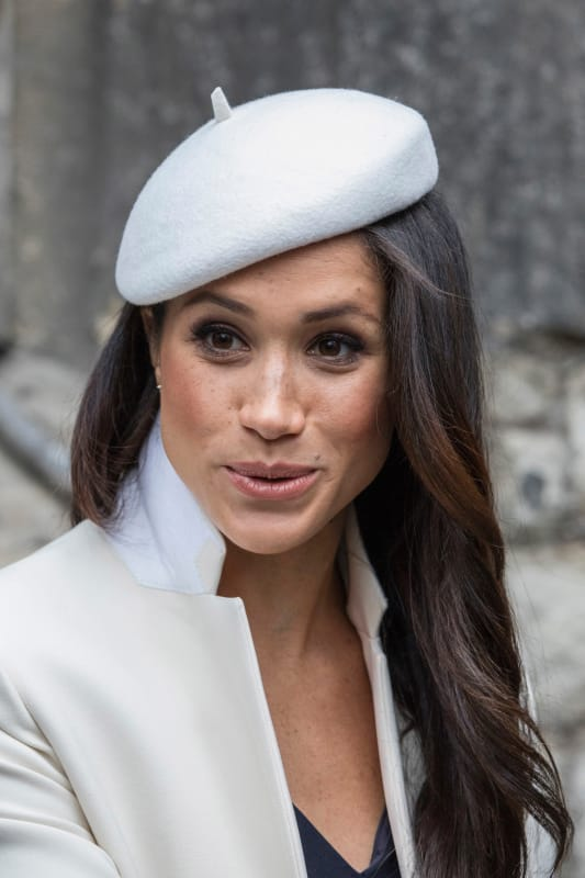 Meghan markle face