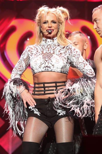 Britney Spears in LA