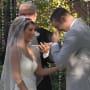 Kayla and garrett wedding pic