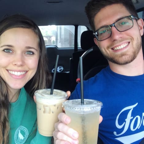 Jessa and Ben Seewald Date Night