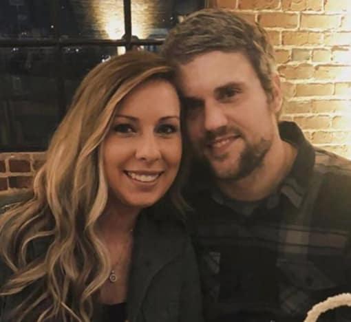 Mackenzie Standifer with Ryan Edwards