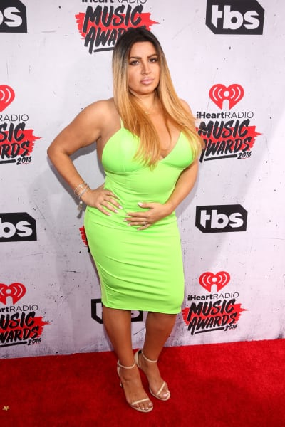 Mercedes Javid: 2016 iHeartRadio Music Awards