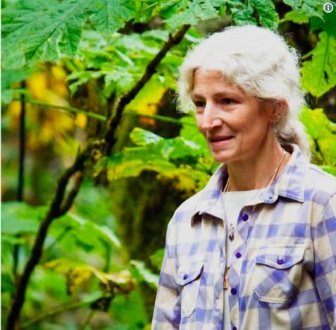 Ami Brown in Alaska