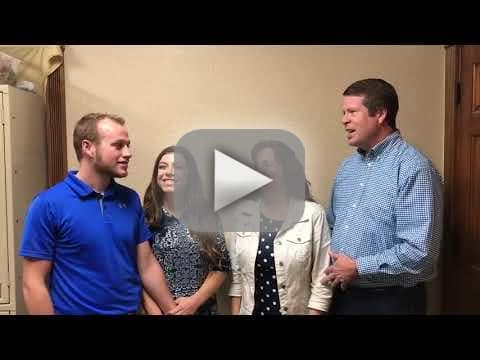 Josiah duggar and lauren swanson talk to his parents