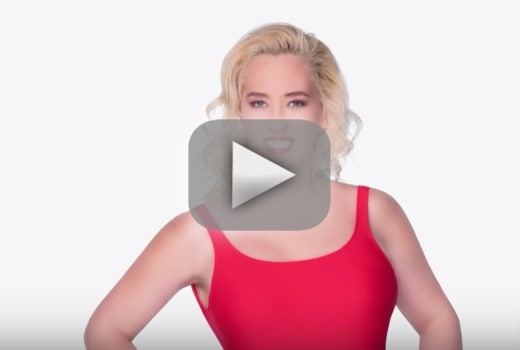 Mama june hits 137 lbs celebrates with baywatch photo shoot