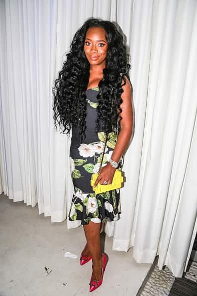 Yandy Smith Looking Good