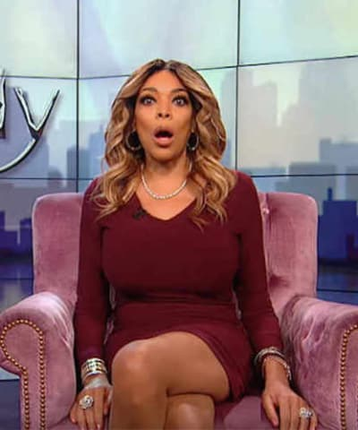 Wendy Williams in Shock