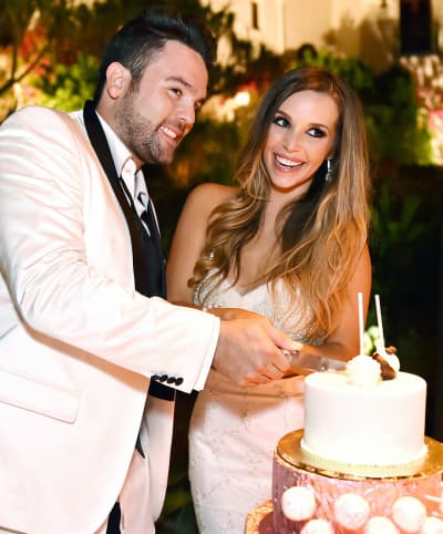 Scheana Marie Shay Wedding Pic