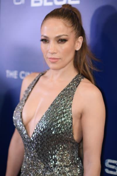 Jennifer Lopez Shines