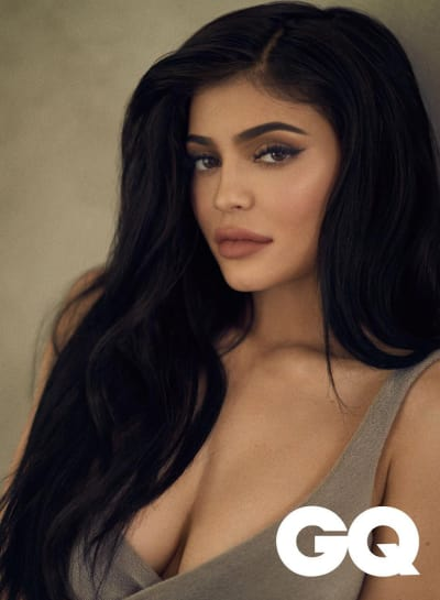 Kylie Jenner is a GQtie!