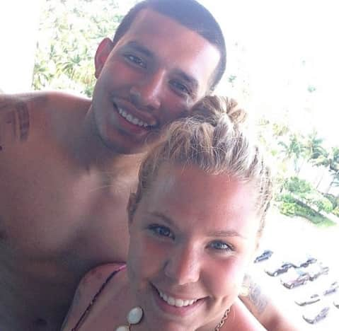 Kailyn Lowry and Javi Marroquin Picture