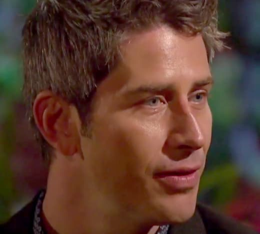 Arie's Face