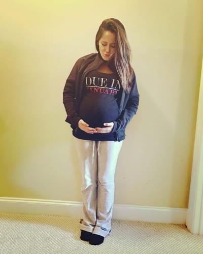 Jenelle Evans is Pregnant