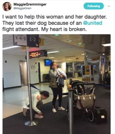 help woman