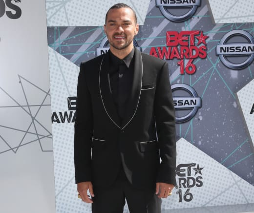 Jesse Williams Red Carpet Photo