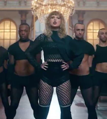 Taylor Swift Music Video Tease