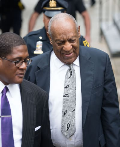 Bill Cosby Outside
