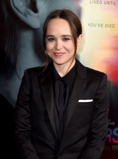 Ellen Page for Flatliners