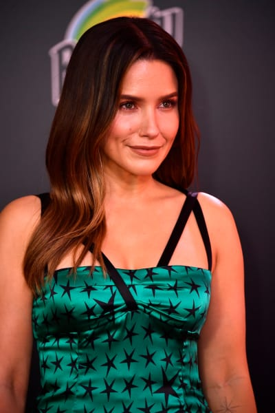 Sophia Bush at a Film Premiere
