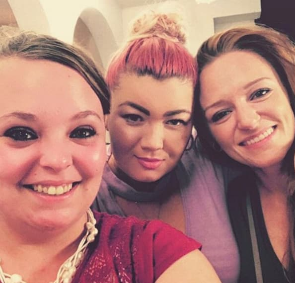 Catelynn lowell amber portwood and maci bookout