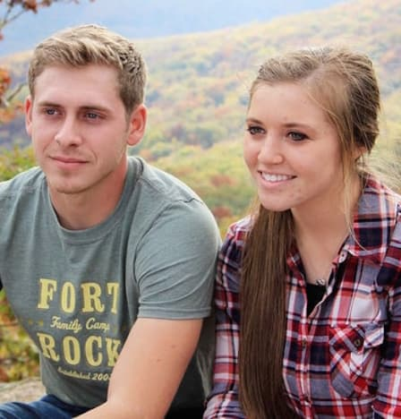 Joy-Anna Duggar and Austin Forsyth Photo