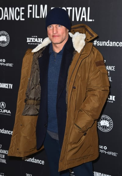 Woody Harrelson Attends Sundance 2017