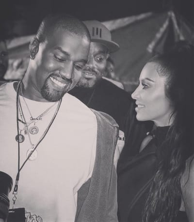 Kimye in Black/White