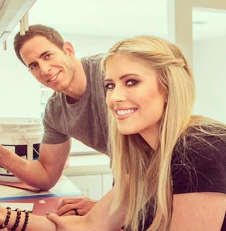 Christina El Moussa and Tarek El Moussa... Together!