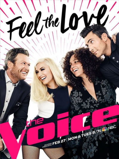 The Voice Cast Season 12 Pic