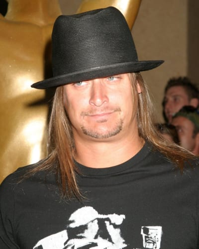 Kid Rock Hat Photo