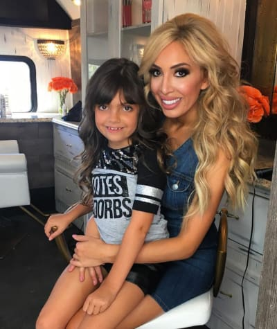 Farrah Abraham and Sophia Picture