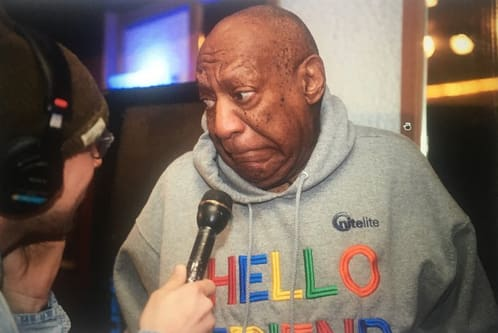 Bill Cosby Interview Photo