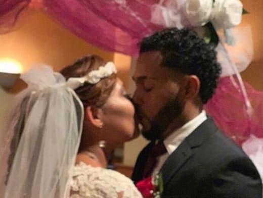 Luis Mendez Gets Married