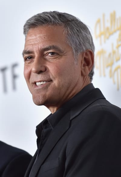 George Clooney is Handsome