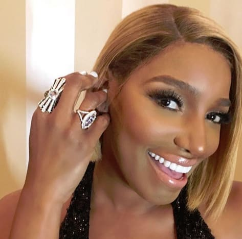 NeNe Leakes, Smiling with Rings
