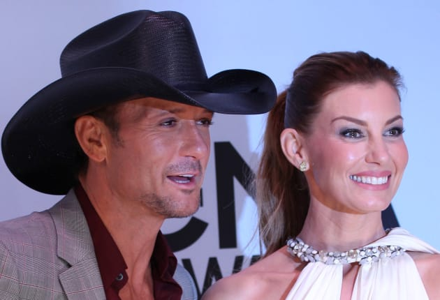 Shocking Rumors About Tim McGraw And Faith Hill Getting