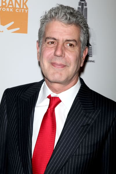 Anthony Bourdain Picture