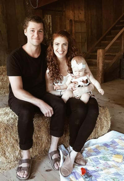 Jeremy and Audrey Roloff Pic