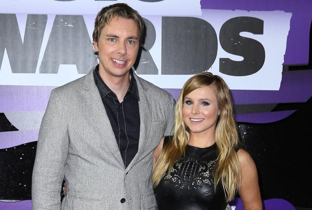 Kristen bell and dax shepard picture