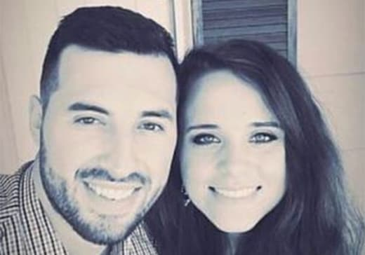 Jeremy Vuolo and Jinger Duggar Picture