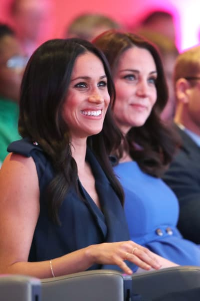 Markle and Middleton