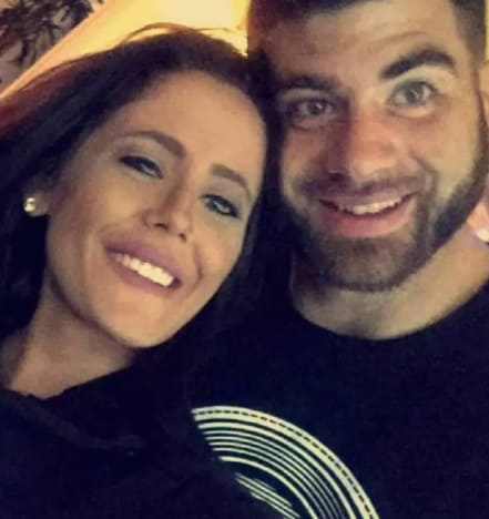 Jenelle Evans and David Eason Selfie