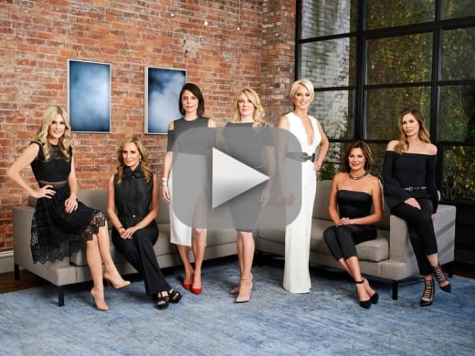 The real housewives of new york city season 9 taglines revealed