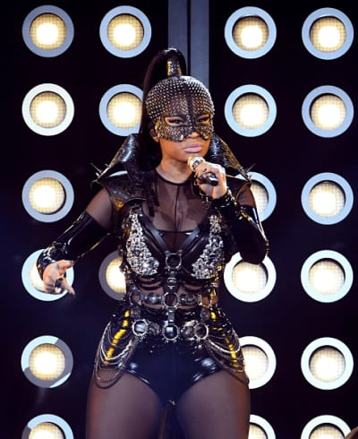 Nicki Minaj Performs at Billboard Music Awards